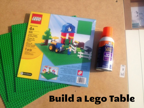 How to make a cheap lego table for under 20 solutioingenieria Gallery
